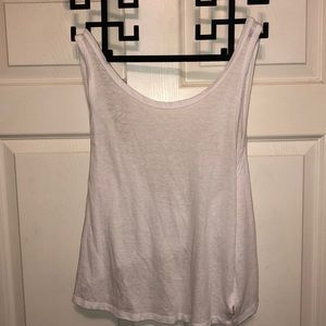 BILLABONG WHITE TANK TOP